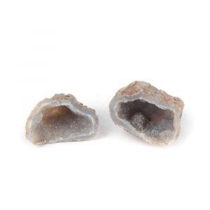 Geode aus Bergkristall (mittel)