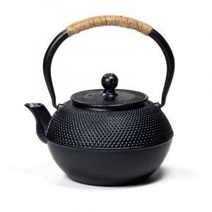 Tetsubin gusseiserne Teekanne im japanischen Stil (1,2 Liter)