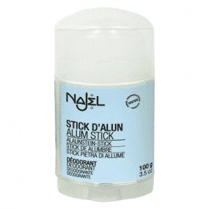 Najel Hautpfege Alaunstein Deodorant Stick