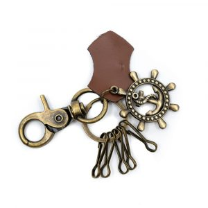Schlüsselanhänger mit Anker