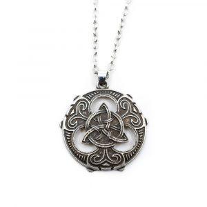 Amulett Keltischer Knoten Triquetra