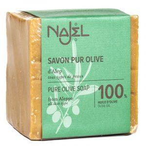 Najel Aleppo Olivenöl Seife