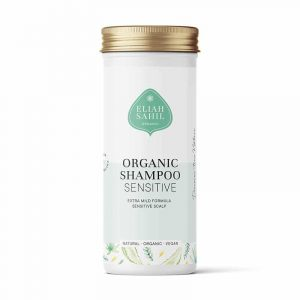 Vegan Pulver-Shampoo Sensitive BIO Eliah Sahil