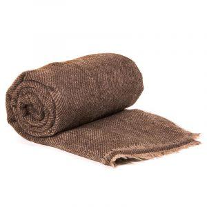Schal aus 100% Yakwolle