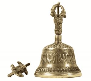 Dorje und Glocke (21x17 cm)