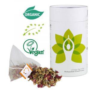Solaris Kräutertee Herzchakra BIO (Biologisch, Vegan und Koffeinfrei)