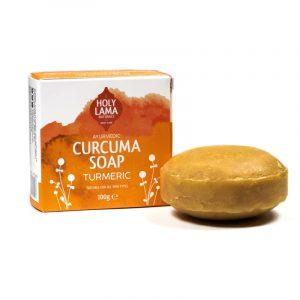 Holy Lama Seife Curcuma