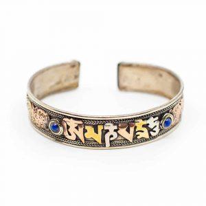 """Tibetisches Armband Handgemacht """"Wisdom"""""""
