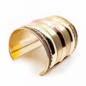 "Tibetisches Armband ""Strength"""