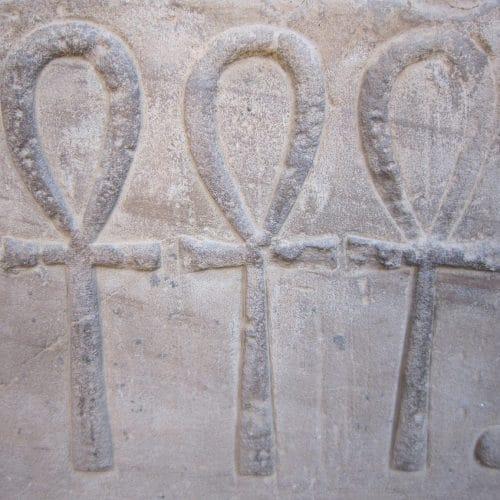 Ankh Kreuz - Entziffere den symbolischen Schlüssel des Lebens