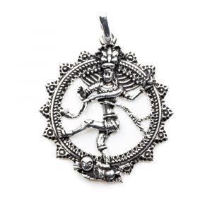 Anhänger Shiva Silber (35 mm)