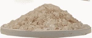 Himalaya Steinsalz grob WEISS aus Pakistan (25 kg)