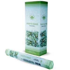 Green Tree Weihrauch Weißer Salbei (6er Pack)