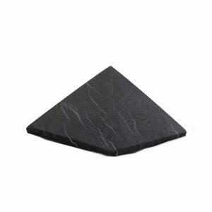 Pyramide Ungeschliffener Schungit - 40 mm