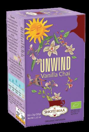 Shoti Maa Unwind Kräutertee (Biologisch, Vegan und Koffeinfrei)