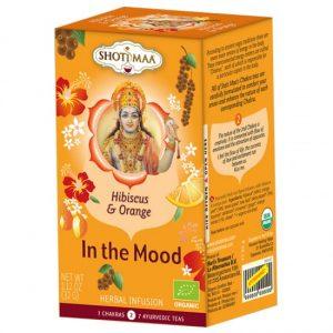 Shoti Maa In the Mood Kräutertee (Biologisch, Vegan und Koffeinfrei)