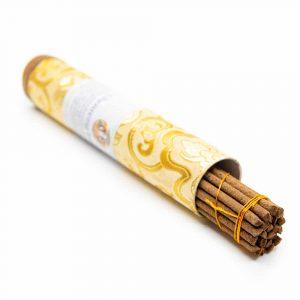 Tibetische Räucherstäbchen Köcher - Chenrezig (20 Stück)