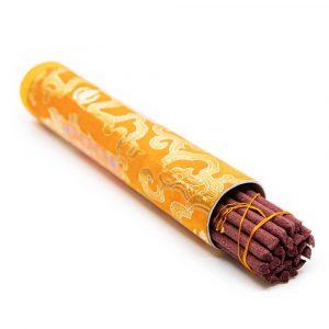 Tibetische Räucherstäbchen Köcher - Meditation (20 Stück)