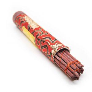Tibetische Räucherstäbchen Köcher - Spirituelles Heilen (20 Stück)