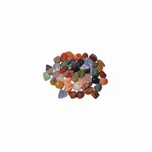 Trommelsteine Südafrika Mix (1 kg / 20-40 mm)