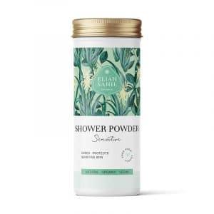 Vegan Dusch-Pulver für empfindliche Haut Bio Eliah Sahil (90 Gramm)