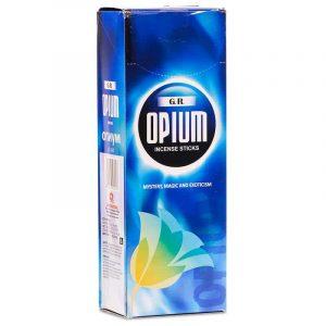 G.R. Raucherstäbchen Opium (6 Packungen à 20 Gramm)