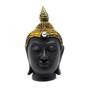 Buddha Bildnis Kopf groß (25 cm)