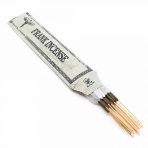 Tibetische Räucherstäbchen Frankincense - Incense (15 Stück)