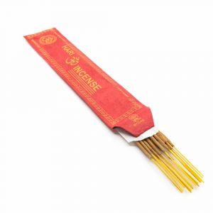 Tibetische Räucherstäbchen - Hari OM (15 Stück)