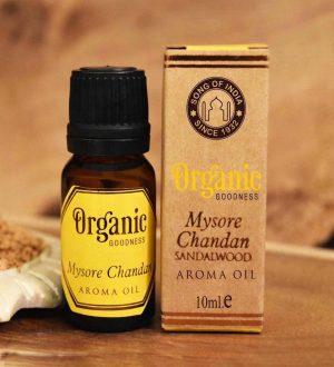 Wachten ML - Duftöl Organic Goodness Sandelholz