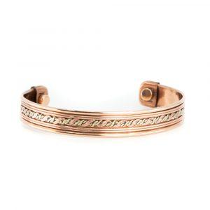 """Kupfer-Magnet-Armband """"Waves"""""""