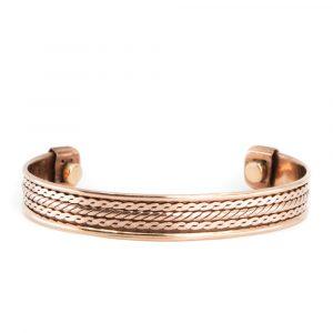 """Kupfer-Magnet-Armband """"Unity"""""""