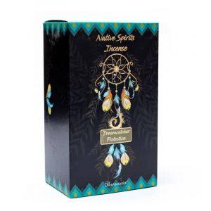 Goloka Native spirits Weihrauch Traumfänge Vetivier (12 Packungen à 15 Gramm)