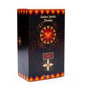 Goloka Native spirits Weihrauch Sonne Ylang Ylang (12 Packungen à 15 Gramm)
