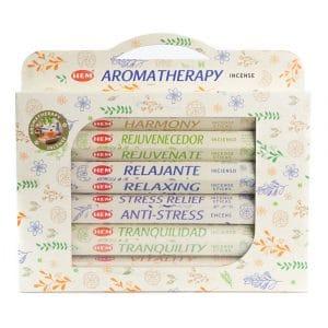 HEM - Aromatherapie-Weihrauch-Geschenk-Set (6 Packungen)