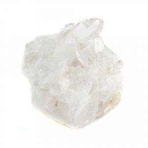 roher Bergkristall Edelstein Cluster 4 - 6 cm