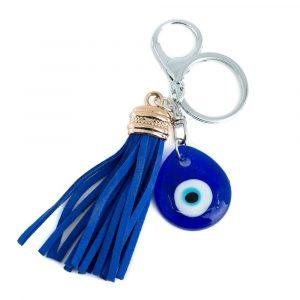 Schlüsselanhänger Schutz Böses Auge Hamsa Hand