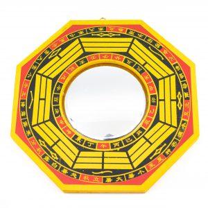 Feng Shui Bagua Spiegel (20 cm)