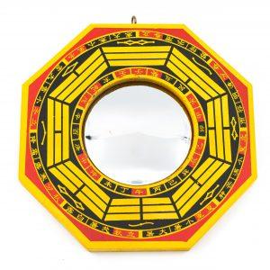 Feng Shui Bagua Spiegel (15,5 cm)
