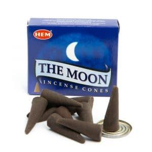 HEM Räucherkegel Der Mond (1 Schachtel)