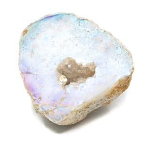 Geode Aura Quarz 40 - 70 mm