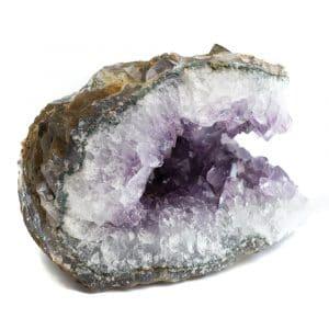Roher Amethyst Edelstein Geode 90 - 150 mm